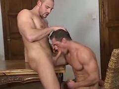 Alpha male fuck tight buddys anal
