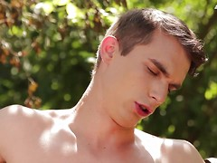 Orlando White gives his hot & horny fuck-buddy a raw, open-air fuck! HD