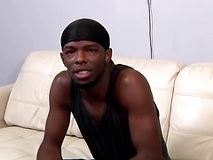 Intrigue is ready to claim the title as the King of Porn.  And today his loyal subject is Sexy Antwan.  All the way ...
