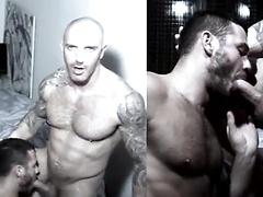 Jesse Ares debuts at Stag Homme in an episode of our popular voyeristic series,