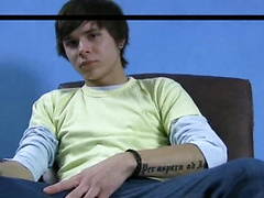 Video of cute boy Wesley -  Name: Wesley   Age: 20  Weight: 66kg (145.5lbs)  Height: 175cm (5.7ft)  Eyes color: Brown...