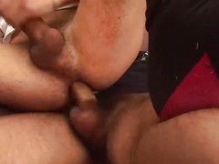 Two dirty chavs rim and fuck for all their cheap meat's worth! HD