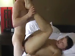 Hung Bryce & Marty Flip-Flop Bare Back