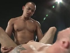 Raging Stallion - Rey Luis & Jake Jammer