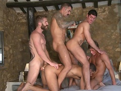 Toby Dutch, Lucas Fox, Leo Domenico, Geoffrey Paine, Joe Gunner