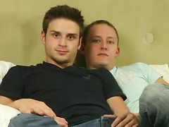 We are excited to have Jackson back with his new boyfriend Trevor. These 2 have been dating for just 3 months so the ...
