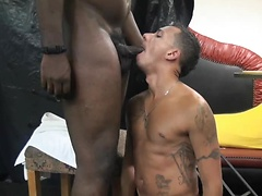 Daemon Sadi Pounds Santiago Rodriguez Raw
