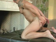 Eddie Renzo brings an amazing sexual energy to his debut jack off video on Randy Blue.