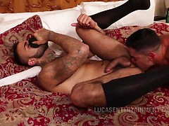 Drae Axtell Fucks Rikk York Rough And Raw