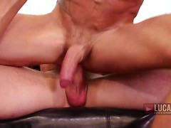 Rafael Carreras Fucks Rico Romero In The Ass Bareback