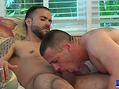 Gabriel Fisk and Russ Magnus