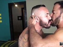 Vinnie Stefano and Alessio Romero