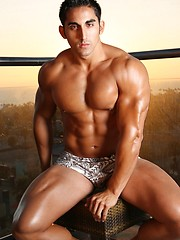 Manifest muscle guys - Gay porn pics at GayStick.com