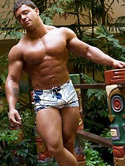 Bomb outdoors - Gay porn pics at GayStick.com