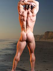 Muscled guy erotic photo set - Gay porn pics at GayStick.com