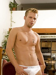 Two men in the sexual scene - Gay porn pics at GayStick.com