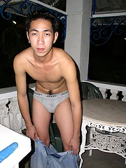 Boy shows his asian sexual passion - Gay porn pics at GayStick.com