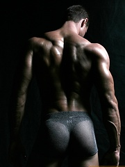Matus is a professional fitness model and personal trainer - Gay porn pics at GayStick.com