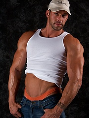 One of the most stunning models - Gay porn pics at GayStick.com