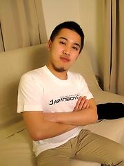 Sexy Japanese Badminton Boy Yuta