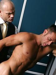 Hunks enjoy anal games - Gay porn pics at GayStick.com