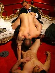 Big bosses fuck each other - Gay porn pics at GayStick.com