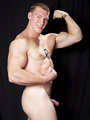 Maxx is a really nice guy and built like a brick shithouse. - Gay porn pics at GayStick.com