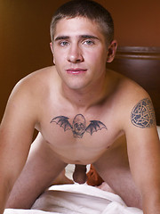 Michael is the boy next door that actually seems like an attainable fantasy. - Gay porn pics at GayStick.com