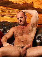Hairy Gay Porn Star - Carlo Cox