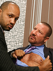 Gay Sex At The Office - Trojan Rock And Will - Gay porn pics at GayStick.com