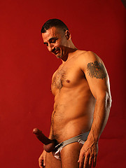 Dom Demarco stripping - Gay porn pics at GayStick.com