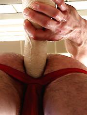 Dildo fuck - Gay porn pics at GayStick.com