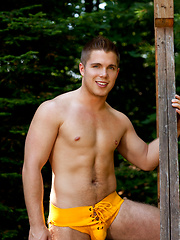 Hot muscle stud