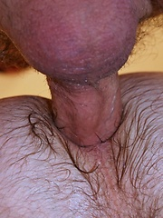Hairy hunks lick and kiss every part of each others body - Gay porn pics at GayStick.com