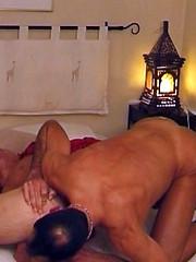Eager twink enjoys hard old meat - Gay porn pics at GayStick.com
