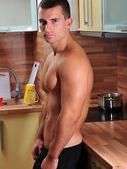 Donnie Vives is the Venezuelan jock of your dreams - Gay porn pics at GayStick.com