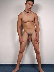 Str8 boy Arsen jackoff his fat euro dick - Gay porn pics at GayStick.com