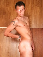 Hot czech twink boy posing naked - Gay porn pics at GayStick.com