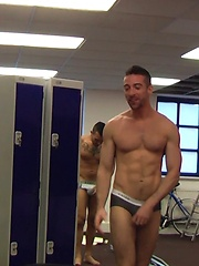 Behind the scenes of Alpha Male Fuckers scene - Gay porn pics at GayStick.com