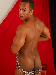 Amateur black gay student solo pictures - Gay porn pics at GayStick.com