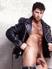 Retro guys solo posing - Gay porn pics at GayStick.com