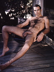 Retro shoots of hairy gay dude - Gay porn pics at GayStick.com