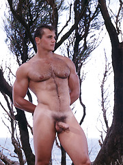 Muscled retro men posters - Gay porn pics at GayStick.com