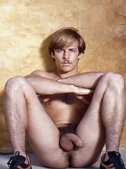 Gay vintage photo session - Gay porn pics at GayStick.com