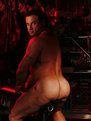 Big hunk gay solo set - Gay porn pics at GayStick.com