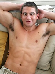 Strong jock shows his big tool - Gay porn pics at GayStick.com