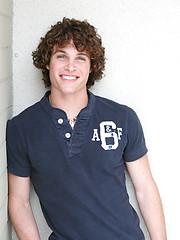 Naked curly jock Jesse