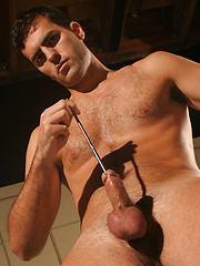 Joey Caruso has no problem mastering this cock inside - Gay porn pics at GayStick.com