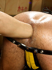 There\\\'s nothing quite like seeing a leather ... - Gay porn pics at GayStick.com