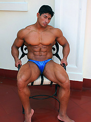 Japanese Muscle Boy Ko Ryo